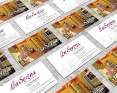 DK Design Studio designed the logo, websites, and marketing for the La Serena properties. There are 4 locations in the west. Property Logo, Logo Design, Marketing, Website, Studio, Logos, Projects, Log Projects, Studios