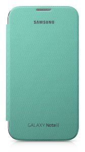 Amazon.com: Samsung Galaxy Note 2 Flip Cover Case (Mint): Cell Phones & Accessories