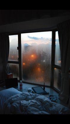 Rainy aesthetic