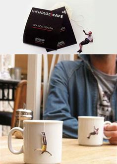 The 12 coolest tea bags you have ever seen - Blog of Francesco Mugnai