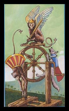 Wheel of Fortune - Secret Tarots >>> http://virtual-fortune-teller.com/ - Fate and destiny. Change of luck and fortune.