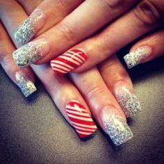 stunning-winter-wedding-nails-ideas-55