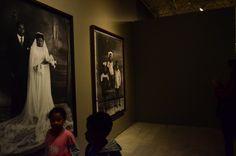 População de Diamantina representada em fotos das décadas de 40 e 50. Exposição, Palácio das Artes, BH, MG, Brasil.