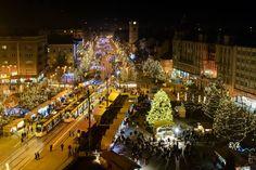 Debrecen winter