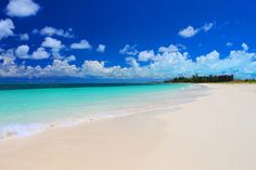 Grace Bay Beach, Providenciales, Turks and Caicos. My home away from home <3