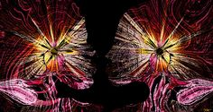 Angels Inside by Abstract Angel Artist Stephen K Alien Artist, Real Genius, Angel, Wall Art, Abstract, Painting, Summary, Painting Art, Paintings