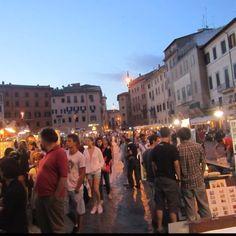 Plaza Nevona -Rome, Italy