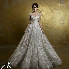 """Bridal Saga"" the new wedding collection 2015-2016 by @antoinekarehcouture. by @skylinkd #antoinekareh #new #bride #AKBridalSaga #weddingdress #bridetobe #wedding #elegant #glamour #trendy #girly #royal #infashion #princesscut #weddingday #beirut #dubai #igersbeirut #igersdubai #luxurydesigner #couture #hautecouture #luxuryweddings #futuremrs #weddingplanning #luxury #StrictlyWeddings"