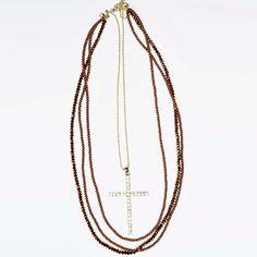 Collana Croce oro - It-Bijou $21.12