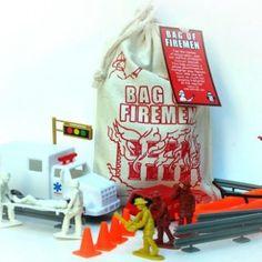 Ha! Bag of firemen, this really made me laugh.