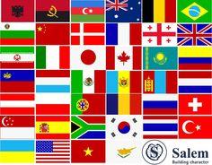 """Von """"A"""" wie Albanien bis """"Z"""" wie Zypern - in diesem Schuljahr kommen 228 Salemer Schüler*innen aus dem Ausland. Insgesamt sind 40 verschiedene Nationen vertreten.  Schaut mal, aus welchen Ländern sie kommen:  https://www.schule-schloss-salem.de/internationale-schule-internat/schulisches-konzept/internationale-erziehung/herkunftslaender.html"""