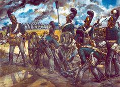 Russian Horse Artillery, Austerlitz, 1805