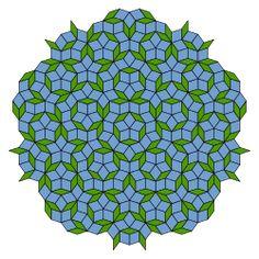 Мозаика Пенроуза — Википедия