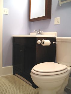 Small Bathroom Give Many Benefits And Changing Its Decoration Is Easier  Than Normal Size. Maybe You Should Try Small Bathroom Decorating Ideas On A  Budget ...