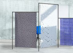 Eline van Wijngaarden #dessin #patterns #textile #lichting2015 #dutchdesign #youngtalent