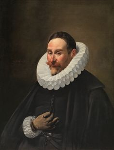 Portrait of a Gentleman 1618 - 1623. Oil on canvas, 96 x 76 cm.