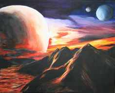 Star Getts: Chalk Pastel Enthusiast   Acrylic Paintings