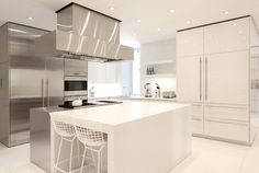 Vote For This Beautiful Kitchen Design From Michael Neumann Architecture To  Win The Sub Zero