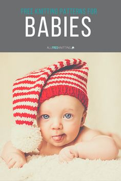 What a cutie! Knitting patterns for babies - so many cute ideas!