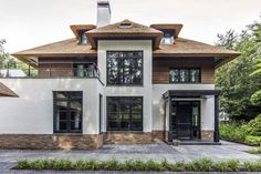 Villa Naarden by Denoldervleugels Architects & Associates