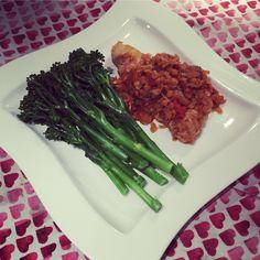 Recipe for pork with thyme, mustard & lentils  www.thislittlepiggylovesfood.blogspot.com