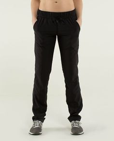 e863149728 I WANT THESE Run Bandit Track Pant Lululemon Modest Workout Clothes
