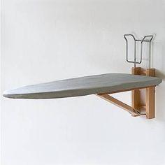 Diy Furniture, Furniture Design, Bedroom Furniture, Iron Table, Interior Decorating, Interior Design, Laundry Room Design, Laundry Rooms, Small Spaces