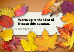 12 Healthy Habits to Incorporate This Autumn http://www.kimberleypayne.com/12-healthy-habits-to-incorporate-this-autumn/