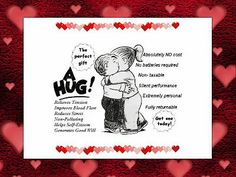 """Antje, die Rooibruin hen: The Perfect Gift… """"A Hug"""""""