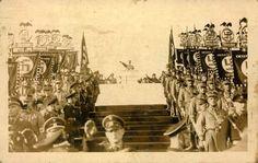 """Postkarte """"Reichserntedankfest Bückeberg"""","""