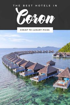The Best Hotels in Coron, Philippines: Cheap to Luxury Picks – I am Aileen Coron Palawan Philippines, Resorts In Philippines, Phillipines Travel, Philippines Travel Guide, Manila Philippines, Cebu, Bora Bora, Vigan, Design Hotel