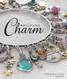 Silpada has a new line of CHARMS! Yay!! Let me know if you want to host a party and get some for FREE.