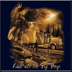 love my trucker