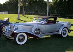 1931 Chrysler Imperial LeBaron Roadster