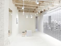 High-quality designer glasses from 175 CHF. ▶ Visit us. Basel, Sunnies, Sunglasses, Chf, Optician, Minimalist Interior, Style Fashion, Minimalism, Interior Design