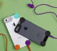 We have introduced a few nice one-piece slim case for iPhone but if you prefer minimalistic protection, the Dots may be able to draw your more attention. Latest Technology Gadgets, Cool Technology, Geek Gadgets, Cool Gadgets, Iphone 4s, Iphone Cases, Upgrade Android, Cool Stickers, Apple Products