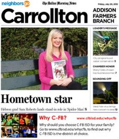 07/20 Know Your Neighbor: Carrollton/Farmers Branch/Addison