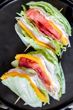 This Keto Club Sandwich is all of the flavors of the classic club sandwich without the bread. It's a delicious keto lunch recipe and perfect for parties! Keto Lunch Ideas, Lunch Recipes, Low Carb Recipes, Diet Recipes, Cooking Recipes, Healthy Recipes, Cold Lunch Ideas, Sugar Free Recipes, Healthy Cooking Recipes
