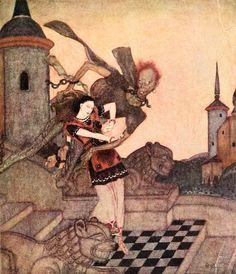 ART & ARTISTS: Edmund Dulac