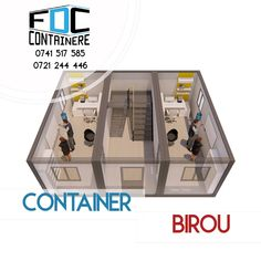 #fabricatinromania🇹🇩 #office #officespace #container #containerarchitecture #modularoffice #sustainability #sustainableliving #smartliving #smartoffice #smartcity #smartbusiness #smartbuilding #officedesign #officedesigntrends #3dmodeling #3dmodel #corporatesocialresponsibility #fabricadecontainere #containerefdc Modular Office, Smart Office, Container Architecture, Smart City, Sustainable Living, Sustainability, Home, Perspective, Ad Home