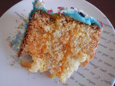 Monster High Birthday cake - Draculaura - Coconut cake with mango curd