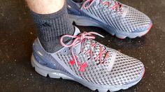awesome Under Armour Speedform Gemini 2 Running Shoes REVIEW!