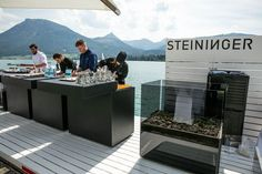 STEININGER – LIVING LEGENDS OF AVIATION - Steininger Outdoor Kitchen Design, Living Legends, Oasis, Aviation, Outdoor Furniture, Building, Places, Garden, Space Travel