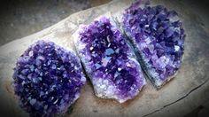 Amethyst Cluster//Amethyst Druzy//Geode//High by TheEarthBelow