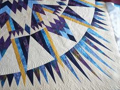 Sewing & Quilt Gallery: A Tale of Two Quilts