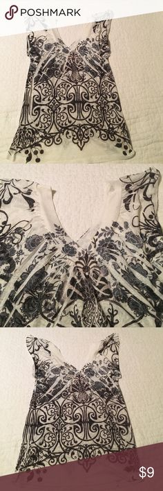 Cello boutique shirt. Very cool pattern. Fabulous! Excellent condition! Cello Tops Blouses