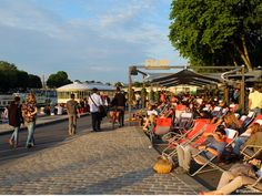 Terrrasse sur Seine : Flow, Paris France http://ThatsMee.fr
