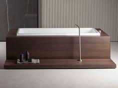 Bathtub TIME by MAKRO design Makrodesign
