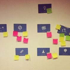 #methodkit wall at co-working place @wehaveco on how to develop the space.