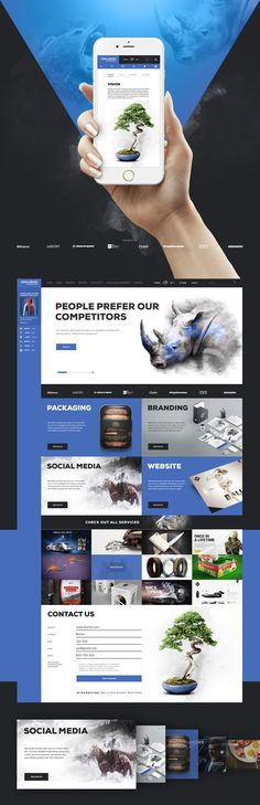 Welcome to the redesign of our Jablonski Marketing website. With this project we…
